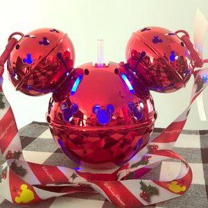 Disney parks light up jingle Mickey Mouse cup 2019